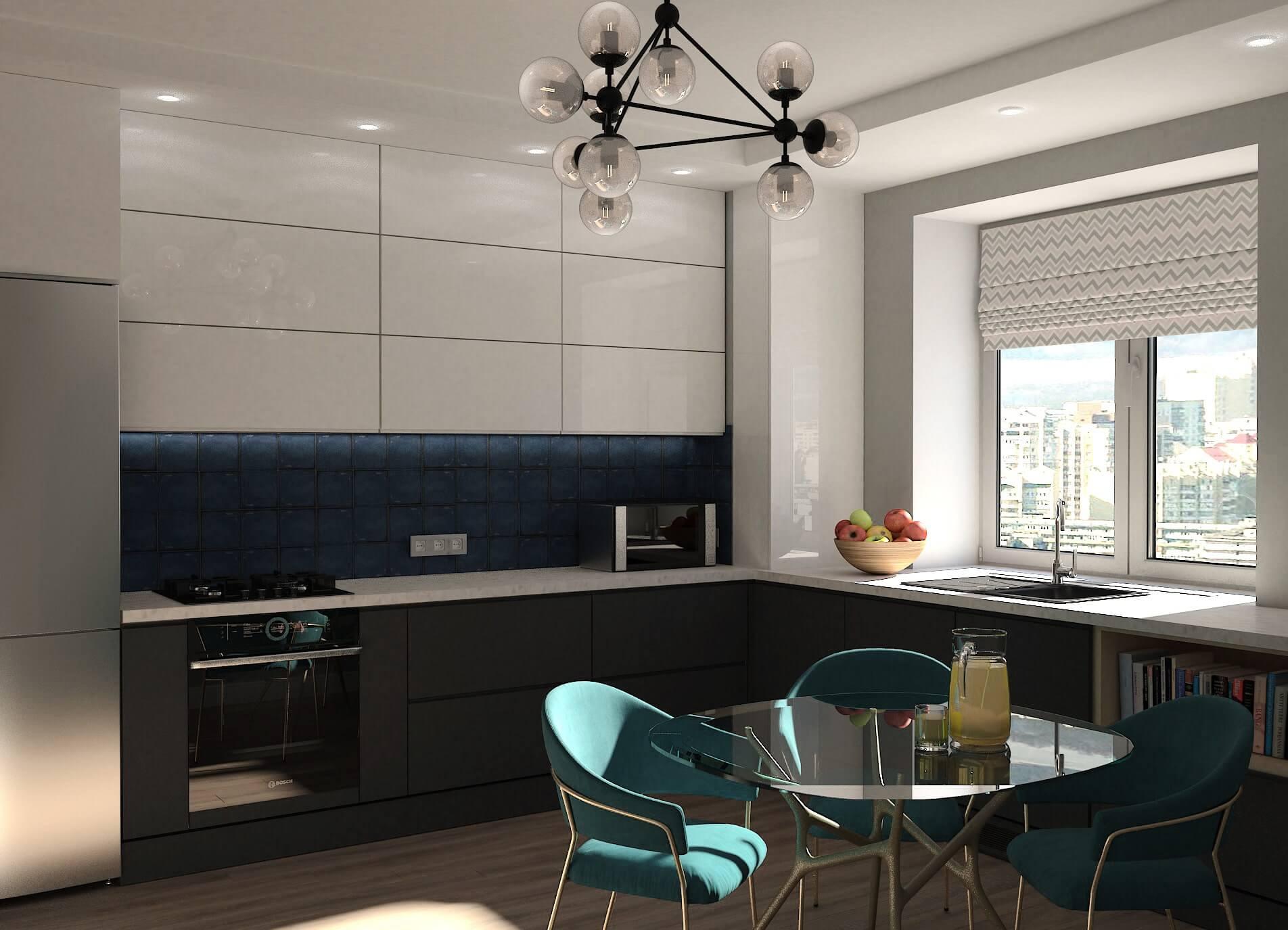 дизайн интерьеров многотадных домов - 20