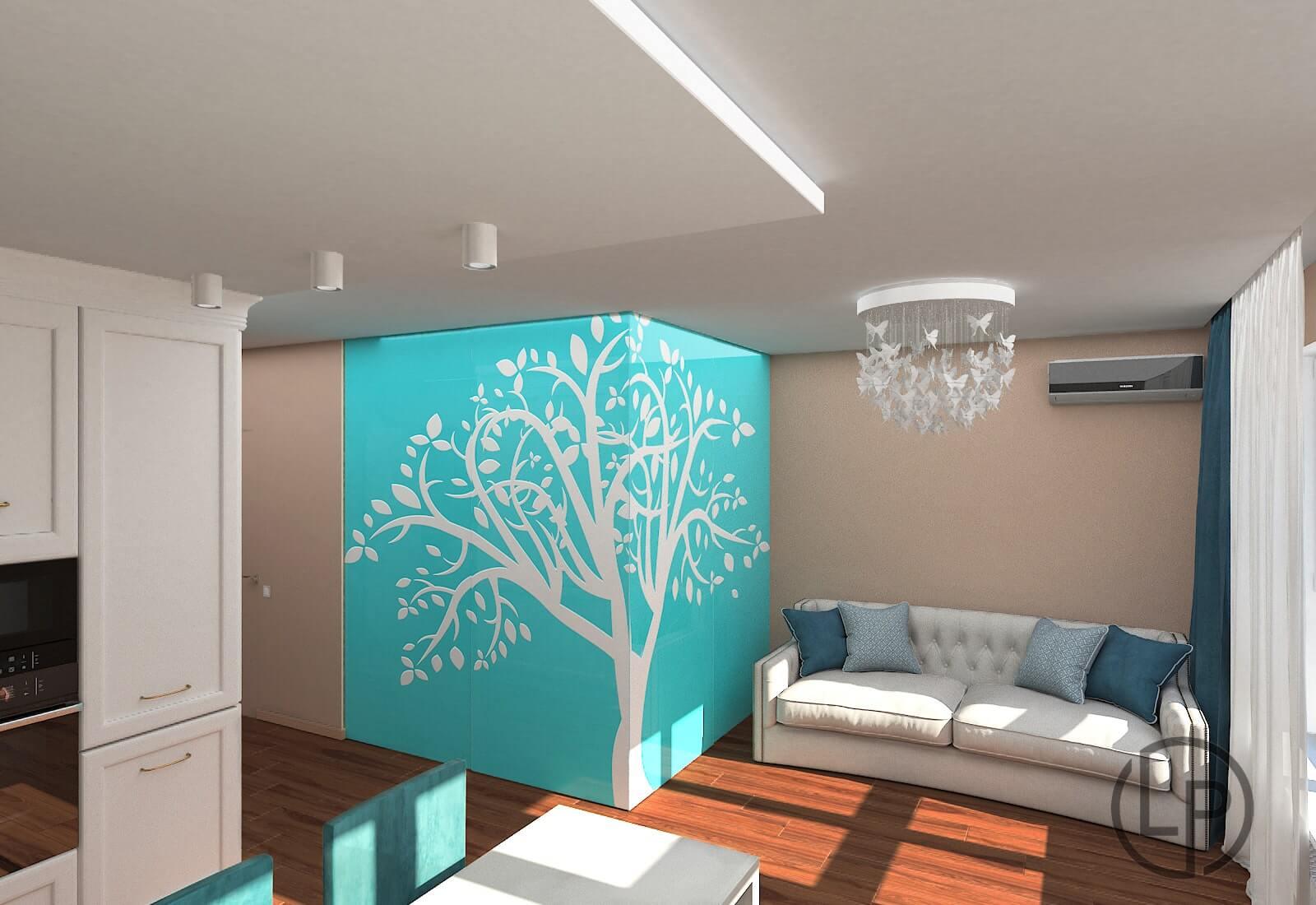 дизайн квартиры киев - 13