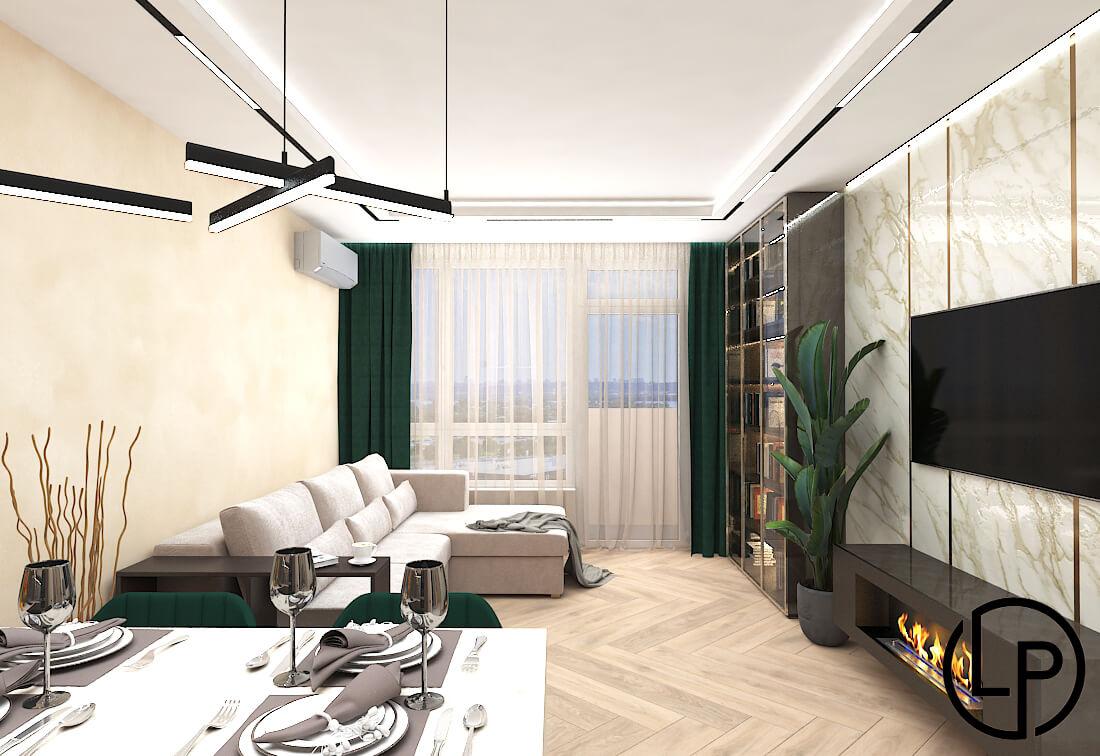дизайн квартиры - 16